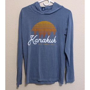 Kanakuk Hooded Top - Comfort Colors - Size Small